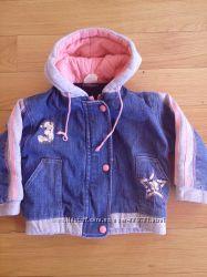 Утеплённая курточка от PEPELINO