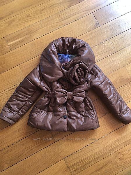 Курточка Monclear для принцессы