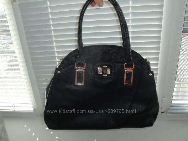75177a4f9ac7 Новая черная женская сумка, 480 грн. Женские сумки купить Гнивань -  Kidstaff | №18007472