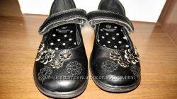 Туфли мокасины босоножки Mothercare 24 размер, стелька 15. 5см