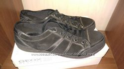Демисезонные кеды туфли кроссовки полуботинки Geox 40 размер, ст. 26см