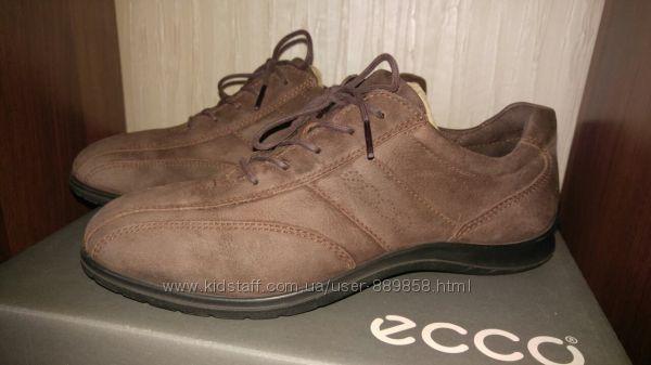 Демисезонные туфли полуботинки кроссовки Ecco 38 размер ст. 23. 5-24. 5см