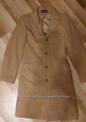 Пальто шерстяное. Бесплатная доставка.