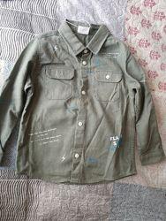 Рубашка для мальчика Zara 3-4104