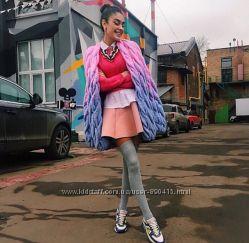 Вязаный женский кардиган Лало косами жилетка пальто Lalo cardigans Скидки