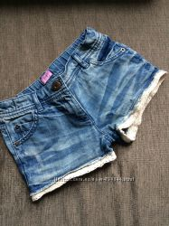 Шорты F&F джинсовые
