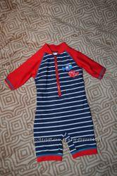 новый купальный костюм мальчику 3-6 мес Mini mode Англия