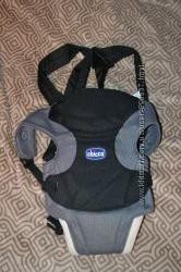 Рюкзак-кенгуру Chicco Go в идеале 3-9 кг