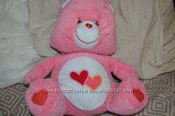 большой медведь Care bear США 35 см