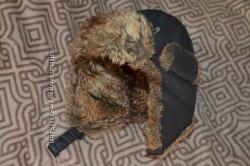 зимняя шапка мальчику Timberland оригинал 12 мес рост 80 см ог 48-50