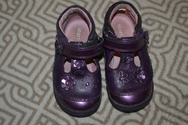 Закрытые туфли сандалики Start-Rite