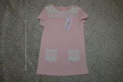 новое стильное платье девочке YD Primark 12 мес рост 80 см