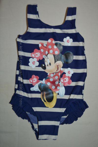 купальник девочке Disney 1-1, 5 года