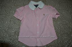 блузка девочке Ralph Lauren на 3 года рост 98 оригинал