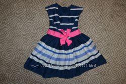 Платье девочке Carter&acutes на 2 года рост 92 см США