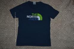 футболка мальчику The North face оригинал на 9-10 лет рост 134-140
