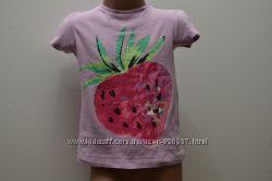 футболка девочке TU на 2-3 года рост 98 сост новой Англия