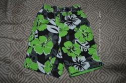 пляжные шорты TU мальчику на 3 года рост 98 Англия худому парню