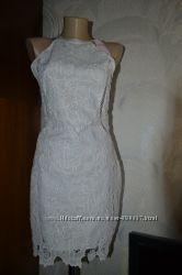 новое дизайнерское платье Petites Missselfridge размер S -36 uk8