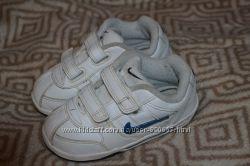 кроссовки Nike оригинал 15. 3 см 24-25 размер кожа