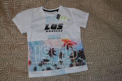 термо футболка Primark 4-5 лет рост 110 Англия