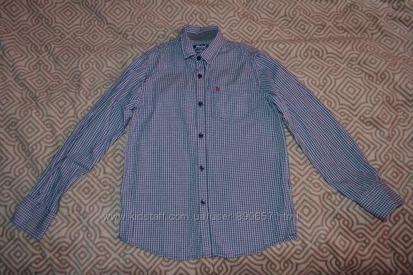 рубашка Rebel на 12 лет рост 152 Англия
