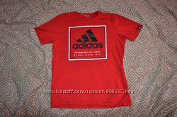 футболка Adidas оригинал 12 лет рост 152 Англия