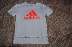 футболка Adidas climalite оригинал 8 лет рост 128