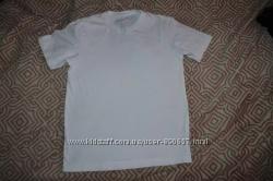 Новая белая футболка Nutmeg 10 лет рост 140 Англия