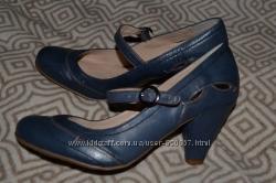 Новые туфли Footglove M&S 23. 8 см 37 размер кожа Англия