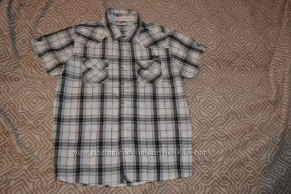 Рубашка Lee Cooper 13 лет рост 158 Англия