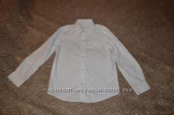 Новая рубашка F&F 9-10 лет рост 140 Англия