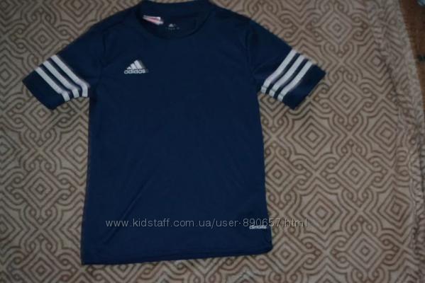 Термо футболка Adidas climalite на 10 лет рост 140 оригинал