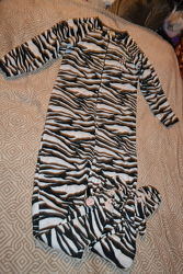 женская флисовая пижама кигуруми размер Primark S-M 36-38 Англия