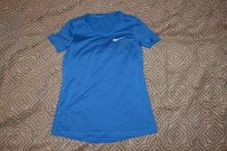 термо футболка Nike dri fit девочке 12 лет рост 152 оригинал
