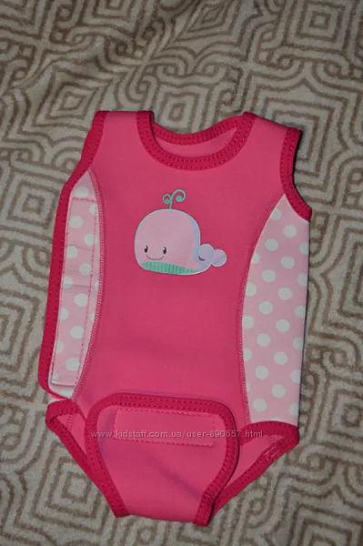 Гидро костюм аква купальник Mothercare 3-6 мес рост 62-68 Англия