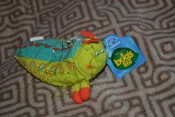 Мягкая игрушка гусеница Disney