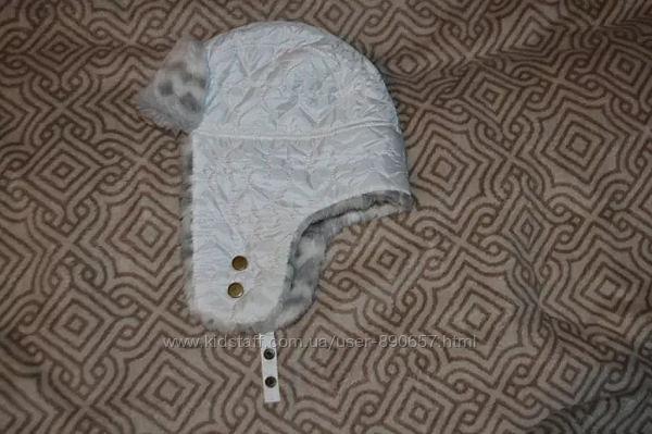 Новая зимняя женская шапка George ог 56-60