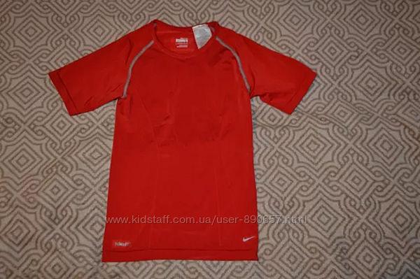 Термо футболка Nike dri fit 12-13 лет рост 152-158 оригинал