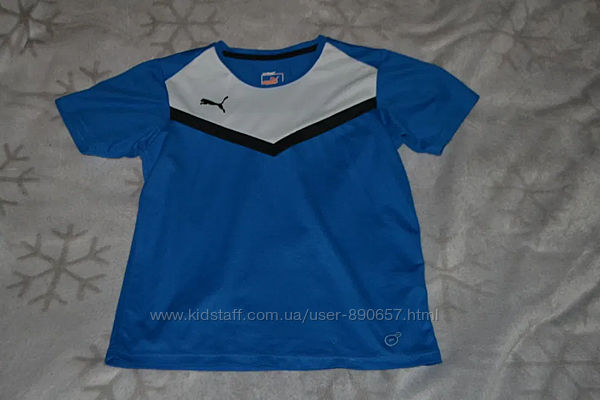Термо футболка Puma dry cell на 12 лет рост 152 оригинал
