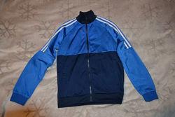 Спортивная кофта олимпийка Adidas 11-12 лет рост 146-152