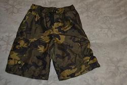 Мужские пляжные шорты размер S-36