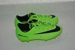 Футбольные бутсы копы Nike оригинал 18 см 28 размер