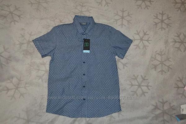 Новая рубашка Primark 10-11 лет рост 140-146 Англия
