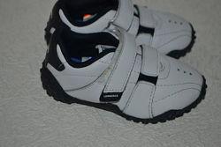 Кожа новые кроссовки Lonsdale оригинал 13.5 см 21-22 размер Англия