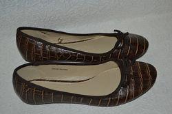 Балетки туфли TU 24.5 см 38 размер Англия