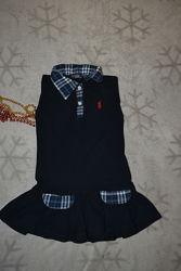платье Ralph Lauren 4-5 лет рост 110