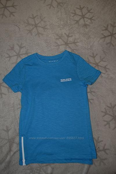 новая футболка Nutmeg 8-9 лет рост 134