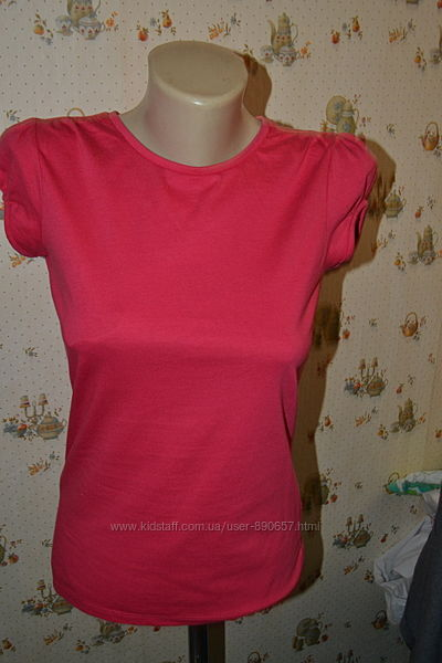 футболка девочке TU 12 лет рост 152 Англия