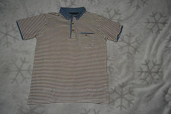 футболка поло Next на 10-11 лет рост 140-146 Англия